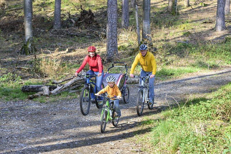 Radtour durch die Harzer Wälder
